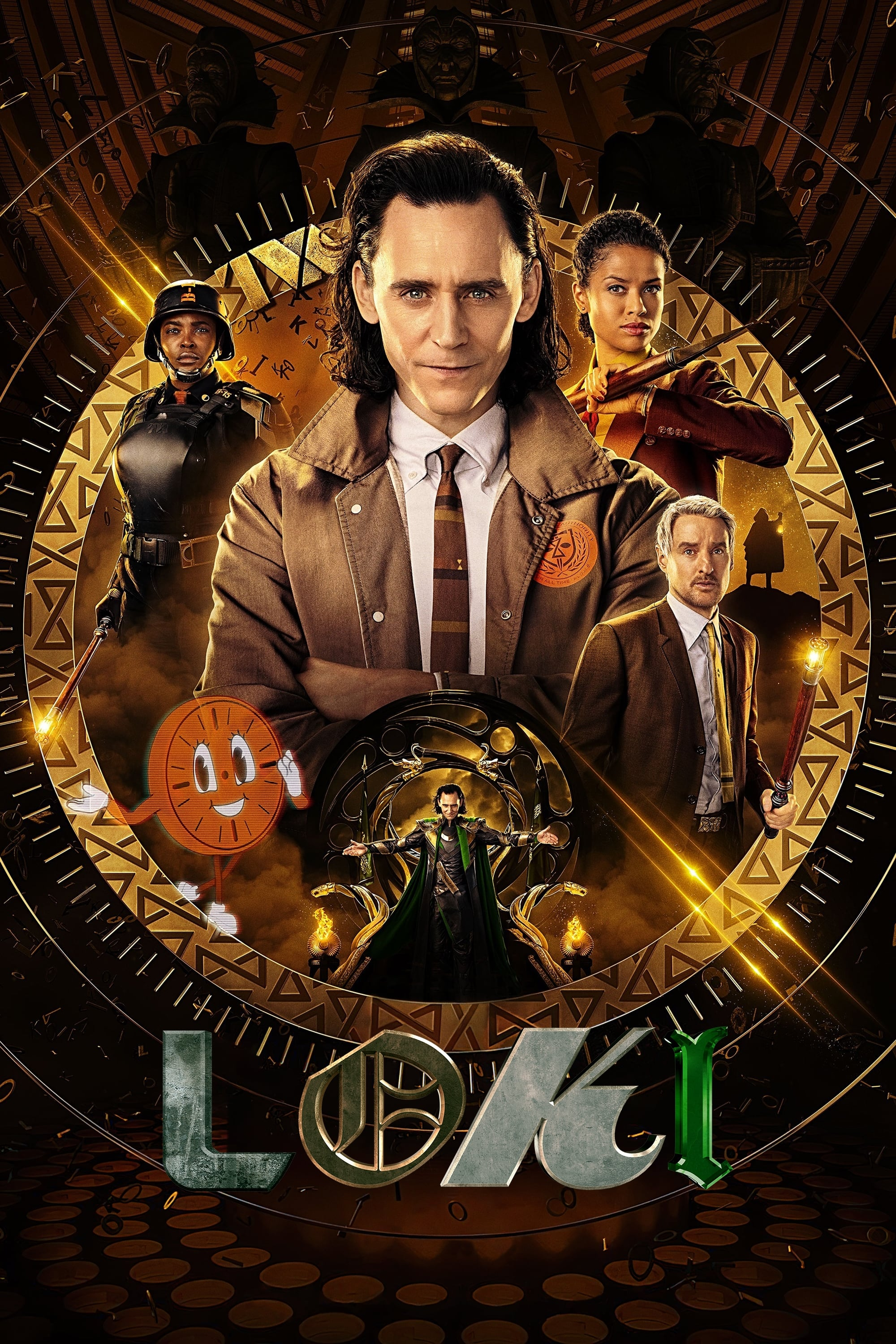 Loki TV Shows About Based On Comic