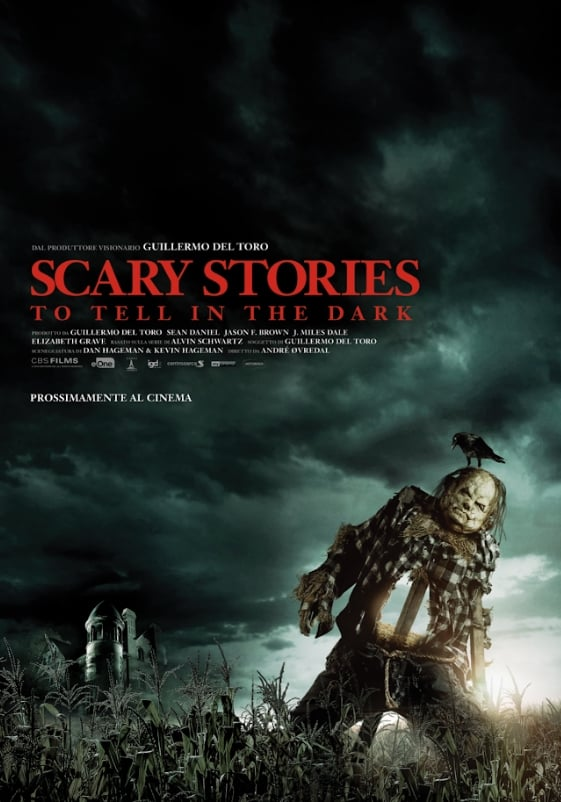 Poster and image movie Film Scary Stories to Tell in the Dark 2019
