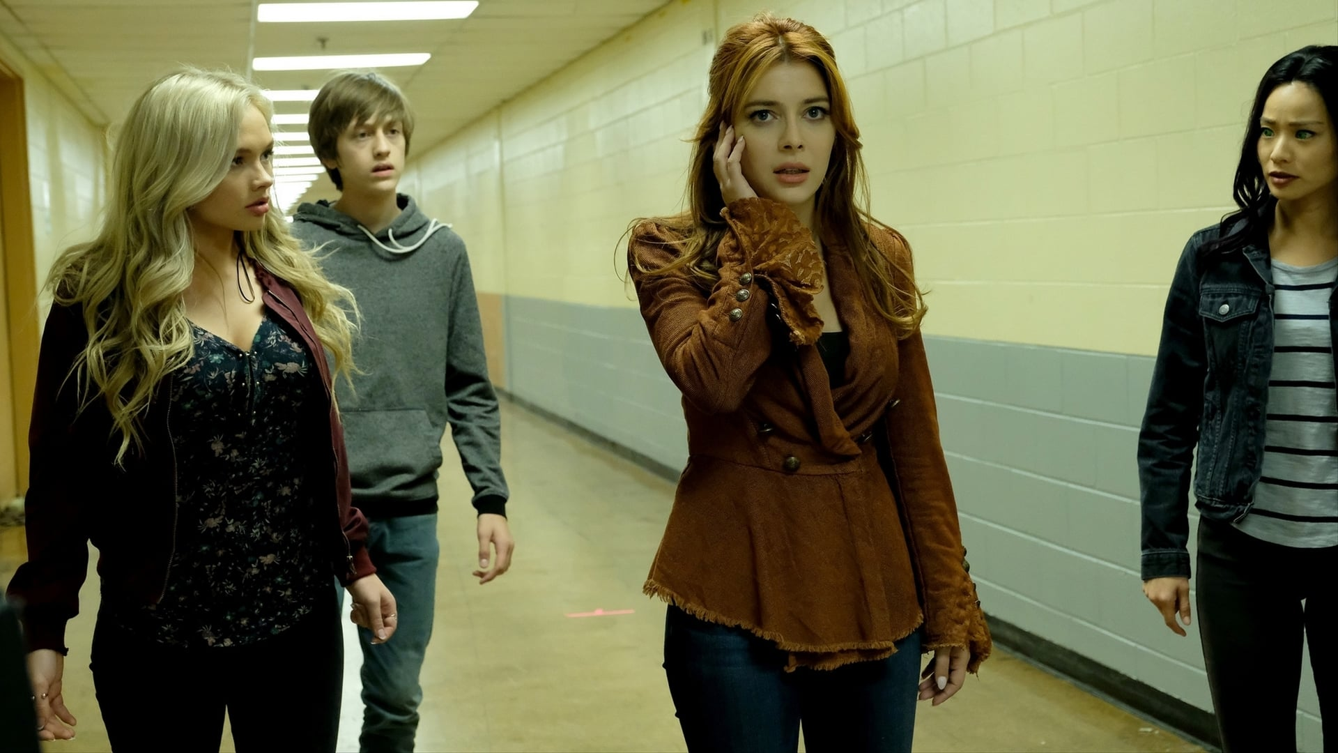 The Gifted Season 1 :Episode 9  outfoX