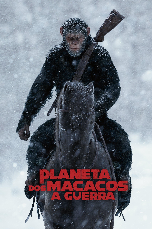 Poster and image movie Film Planeta Maimutelor: Razboiul - Războiul pentru planeta maimuțelor - War for the Planet of the Apes - War for the Planet of the Apes -  2017