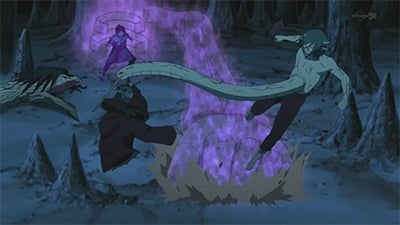 Naruto Shippūden Season 15 :Episode 337  The Izanami Activated