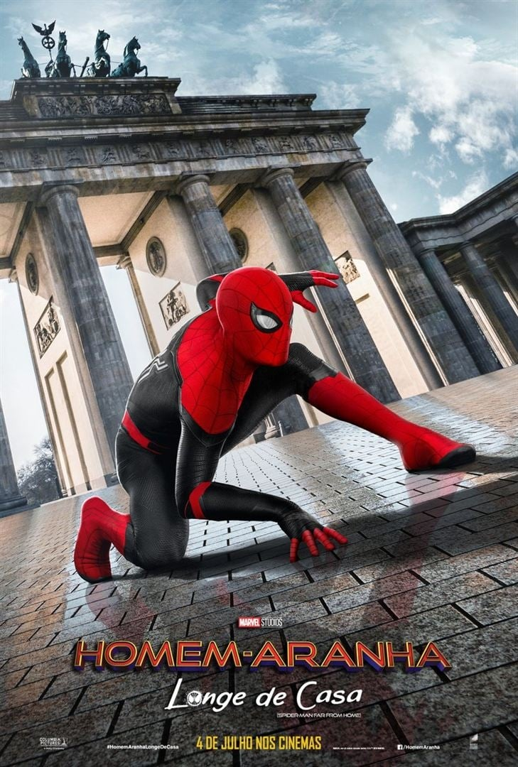 spider man far from home stream