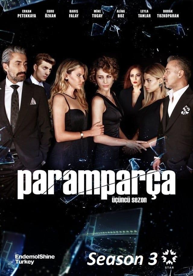 Gyvenimo šukės / Broken Pieces / Paramparça (2016) 3 Sezonas