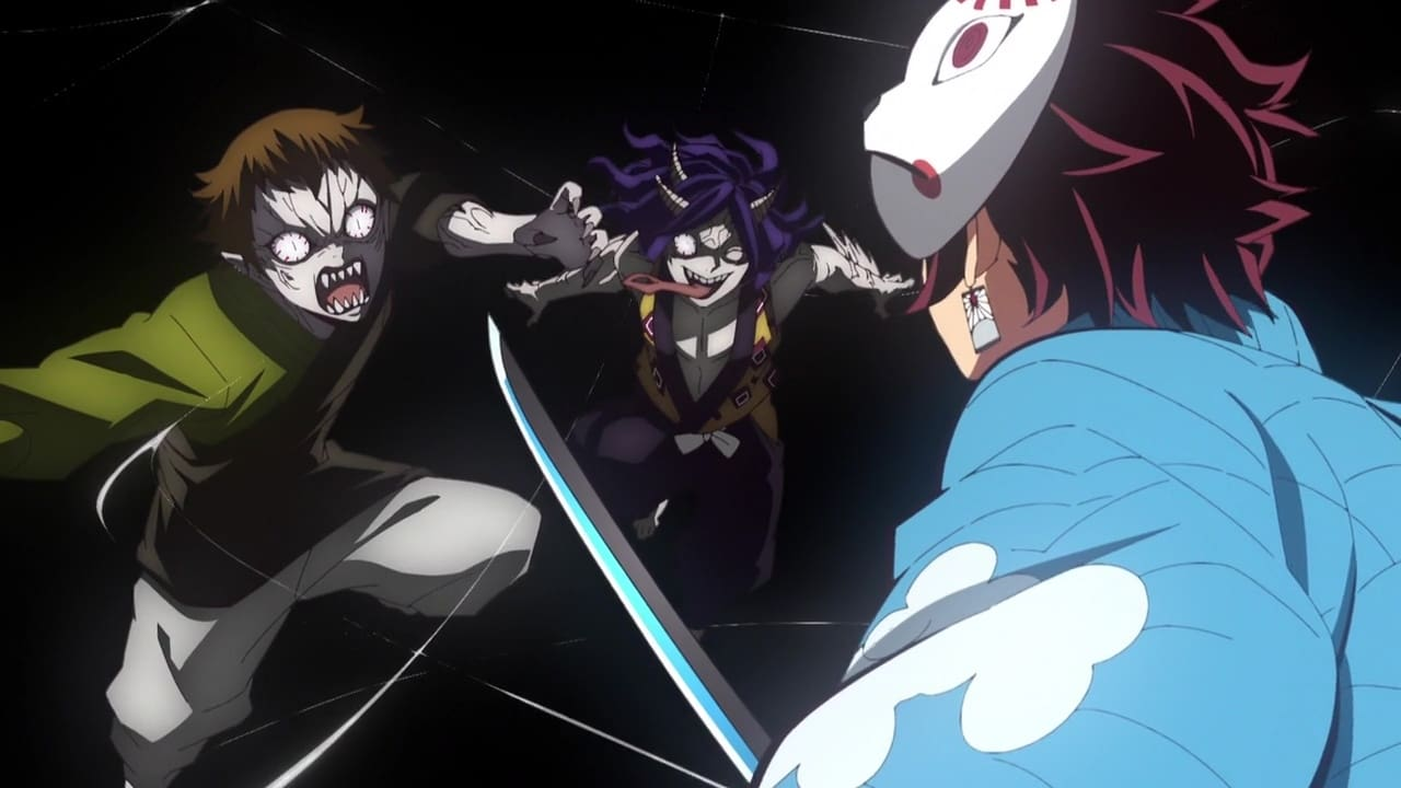 Demon Slayer: Kimetsu no Yaiba Season 1 :Episode 4  Final Selection