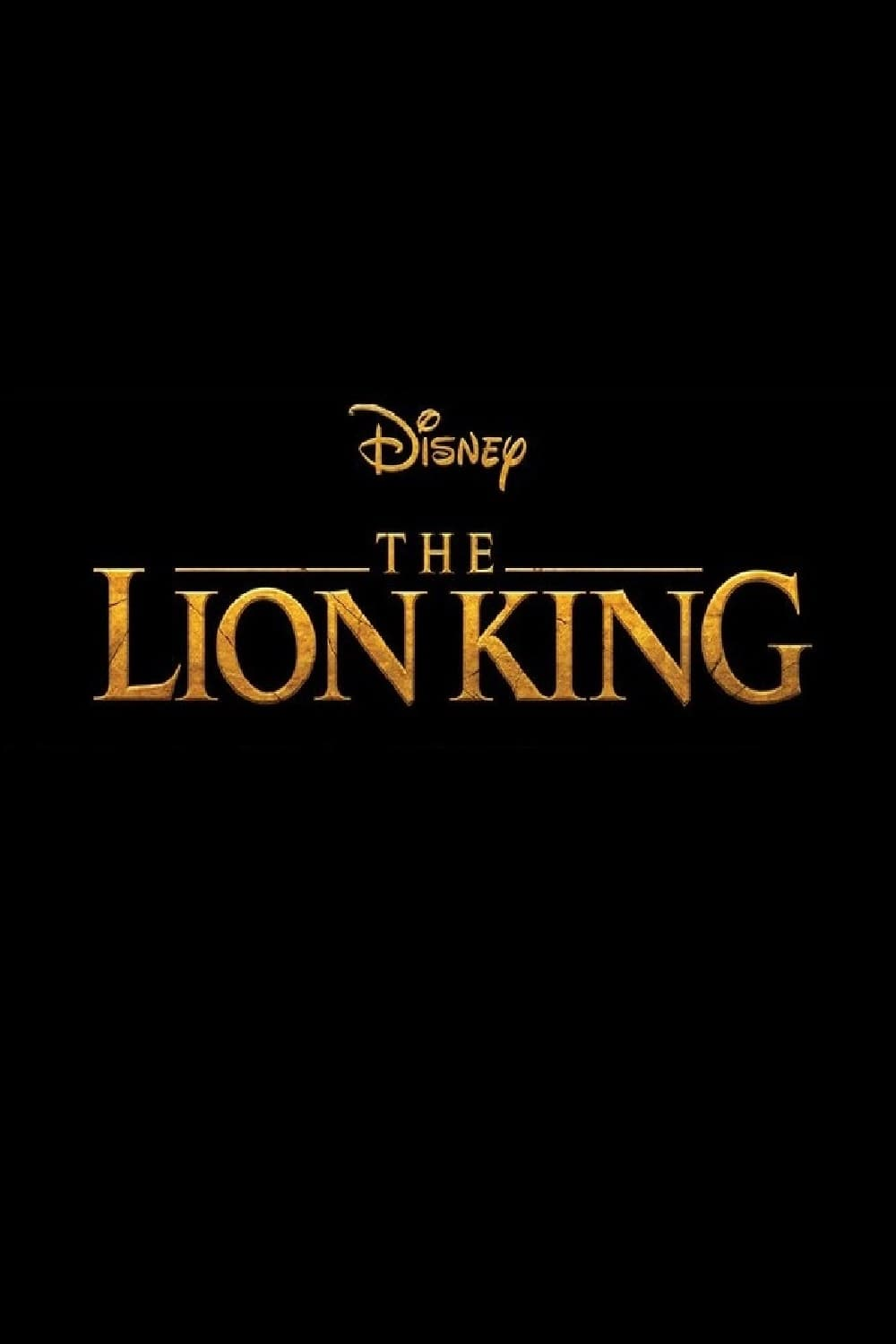 Poster and image movie Film The Lion King - The Lion King - The Lion King -  2019