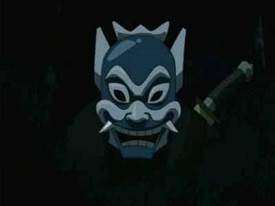 Avatar - Der Herr der Elemente Season 1 :Episode 13  Der blaue Geist