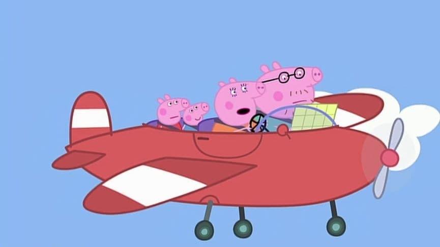 Peppa Pig Season 0 :Episode 8  Around the World with Peppa