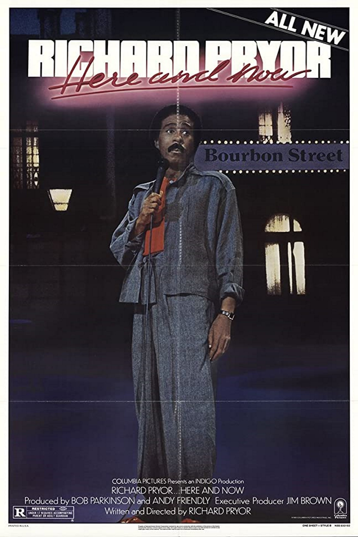 Richard Pryor: Here and Now (1983)