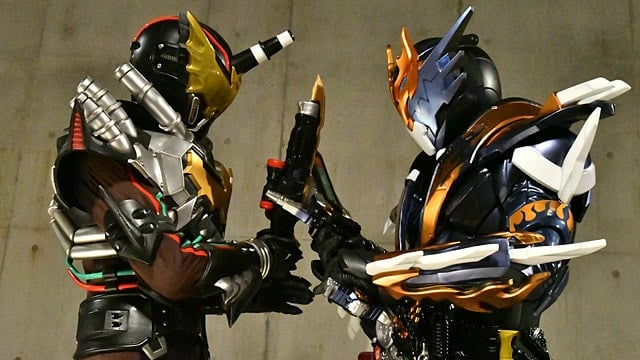 Kamen Rider Season 28 :Episode 12  Conspiracy Theory