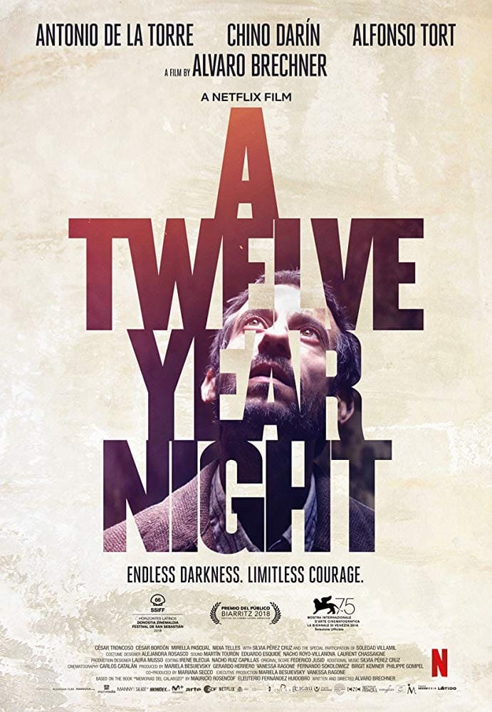 A Twelve-Year Night (2018)