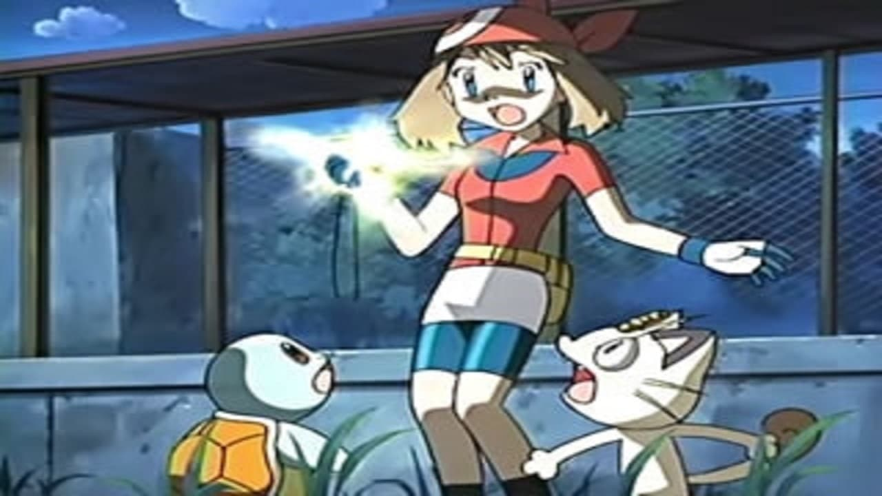 Pokémon - Season 9 Episode 12 : Time Warp Heals All Wounds!