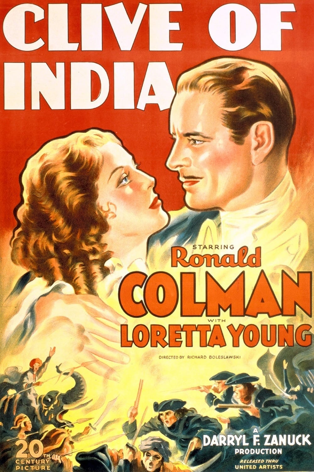 Clive of India (1935)