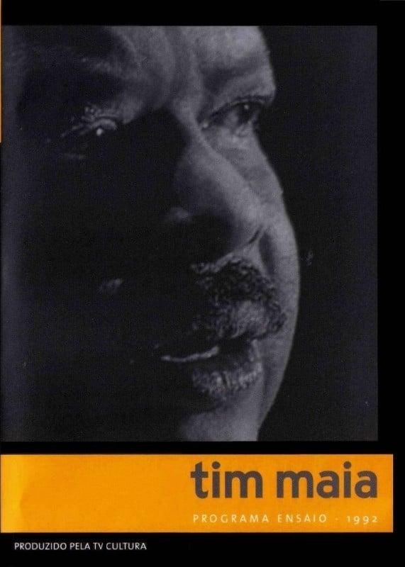 Tim Maia - Programa Ensaio