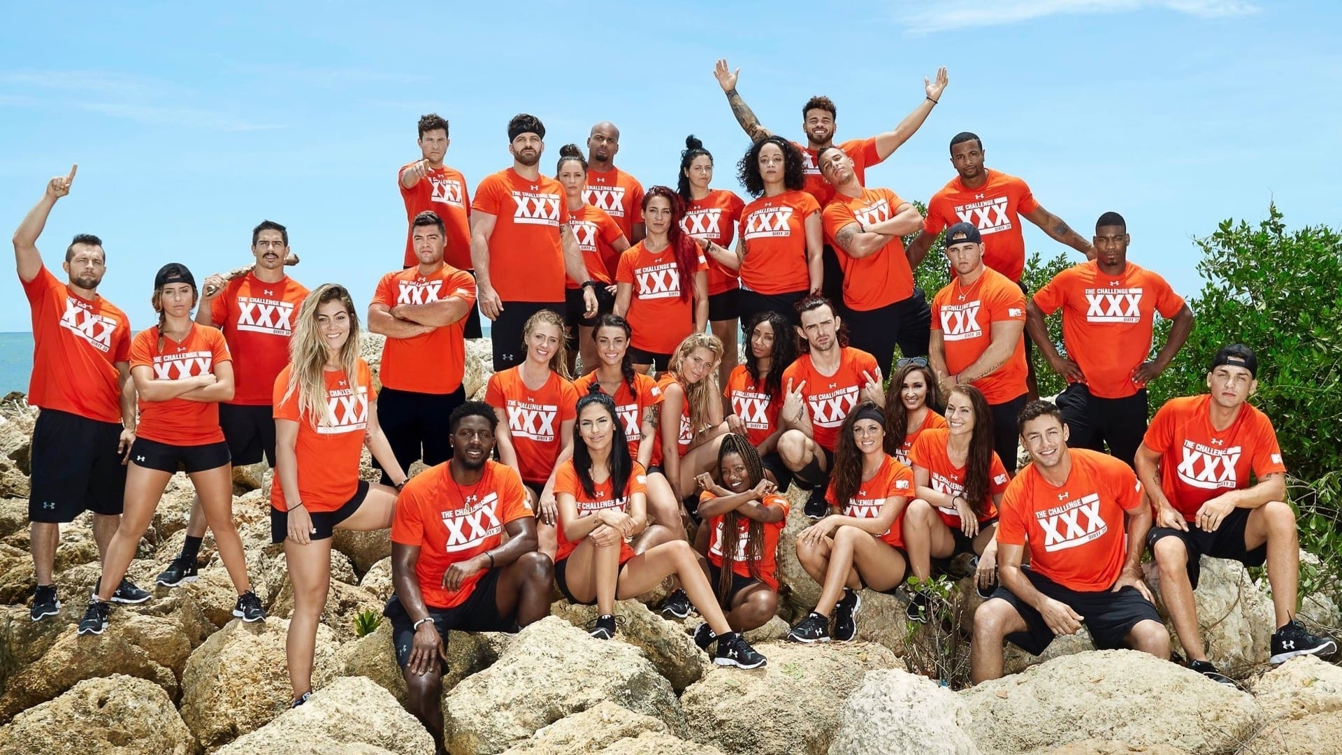 The Challenge Full Series