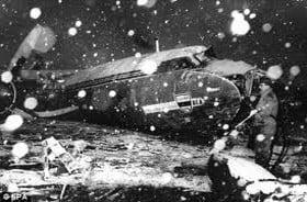 Mayday Season 11 :Episode 5  Munich Air Disaster (British European Airways Flight 609)