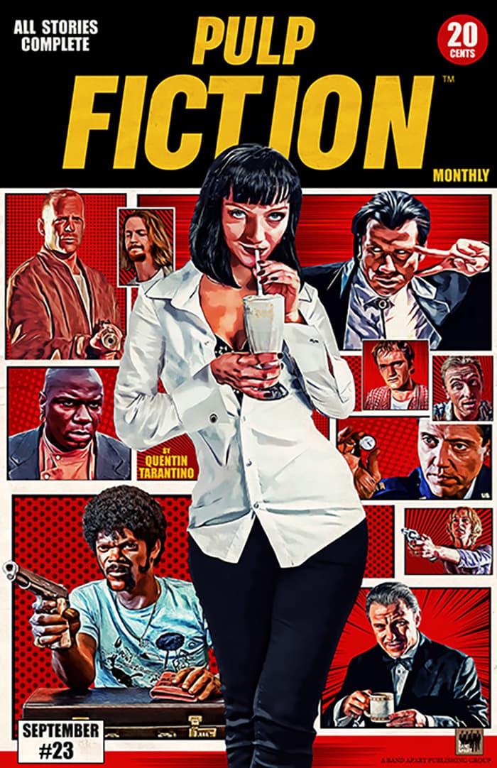 Pulp Fiction Stream English