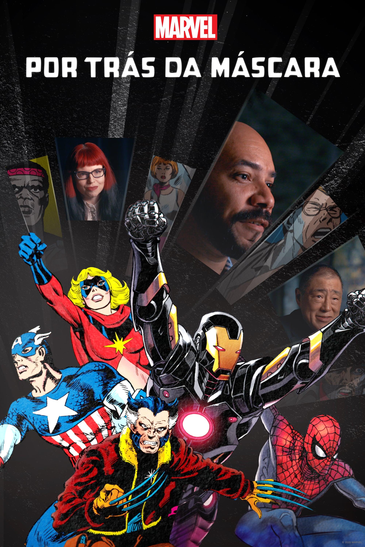 Marvel Por Trás da Máscara Legendado