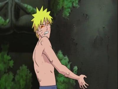 Naruto Shippūden Season 8 :Episode 155  The First Challenge