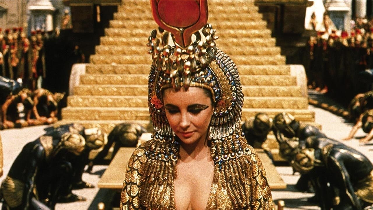 cleopatra the movie Cleopatra is a 1963 american epic historical drama film chronicling the struggles of cleopatra vii, the young queen of egypt, to resist the imperial ambitions of romeit was directed by joseph l mankiewicz, with a screenplay adapted by mankiewicz, ranald macdougall and sidney buchman from a book by carlo maria franzero.