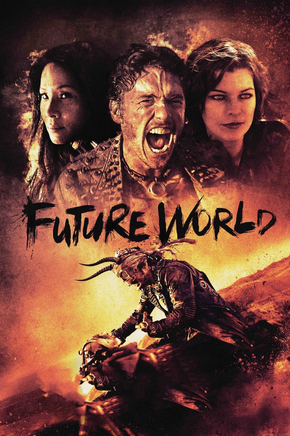 Future World (2018) HD 1080P SUBTITULADO