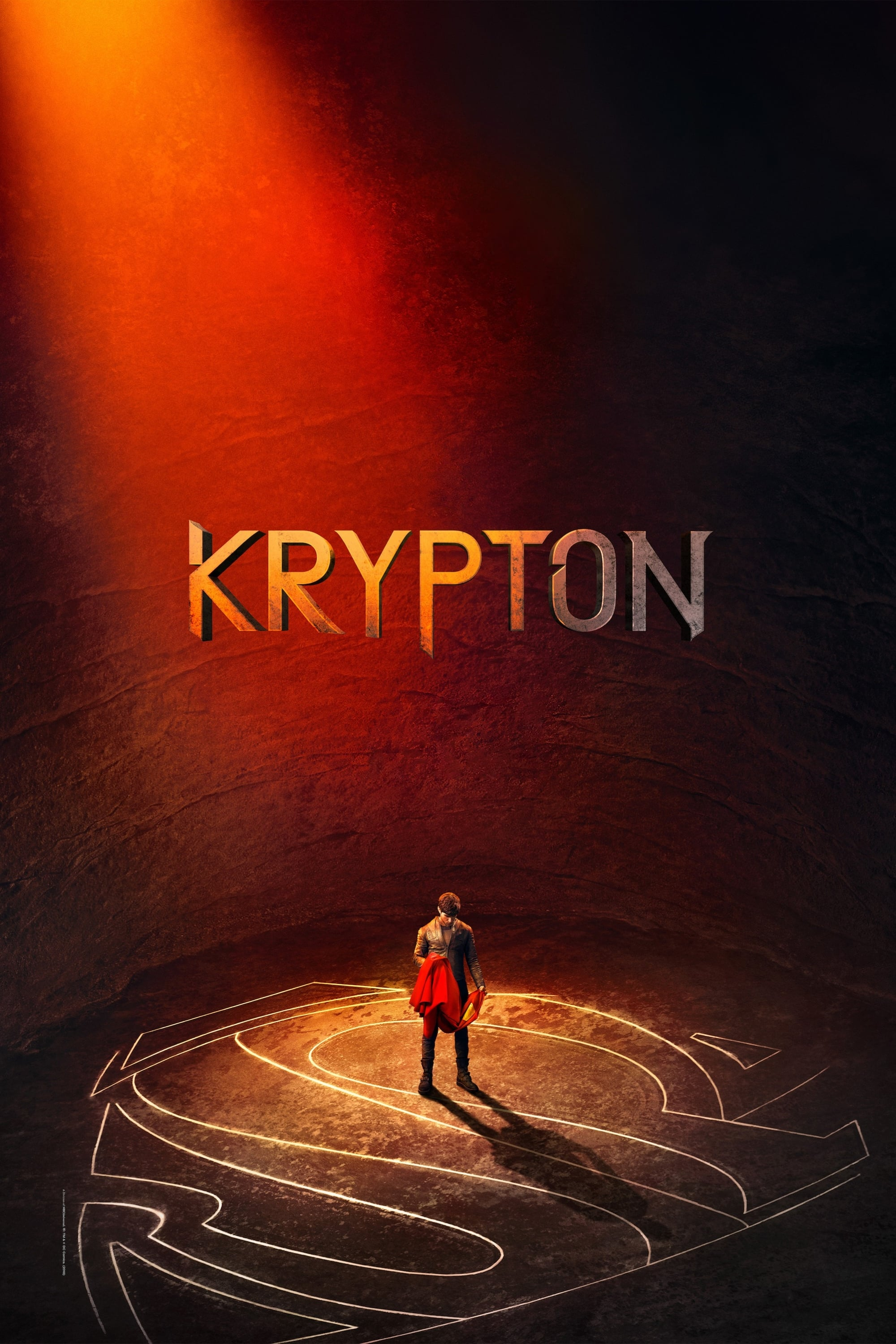 Krypton 1ª Temporada Legendado