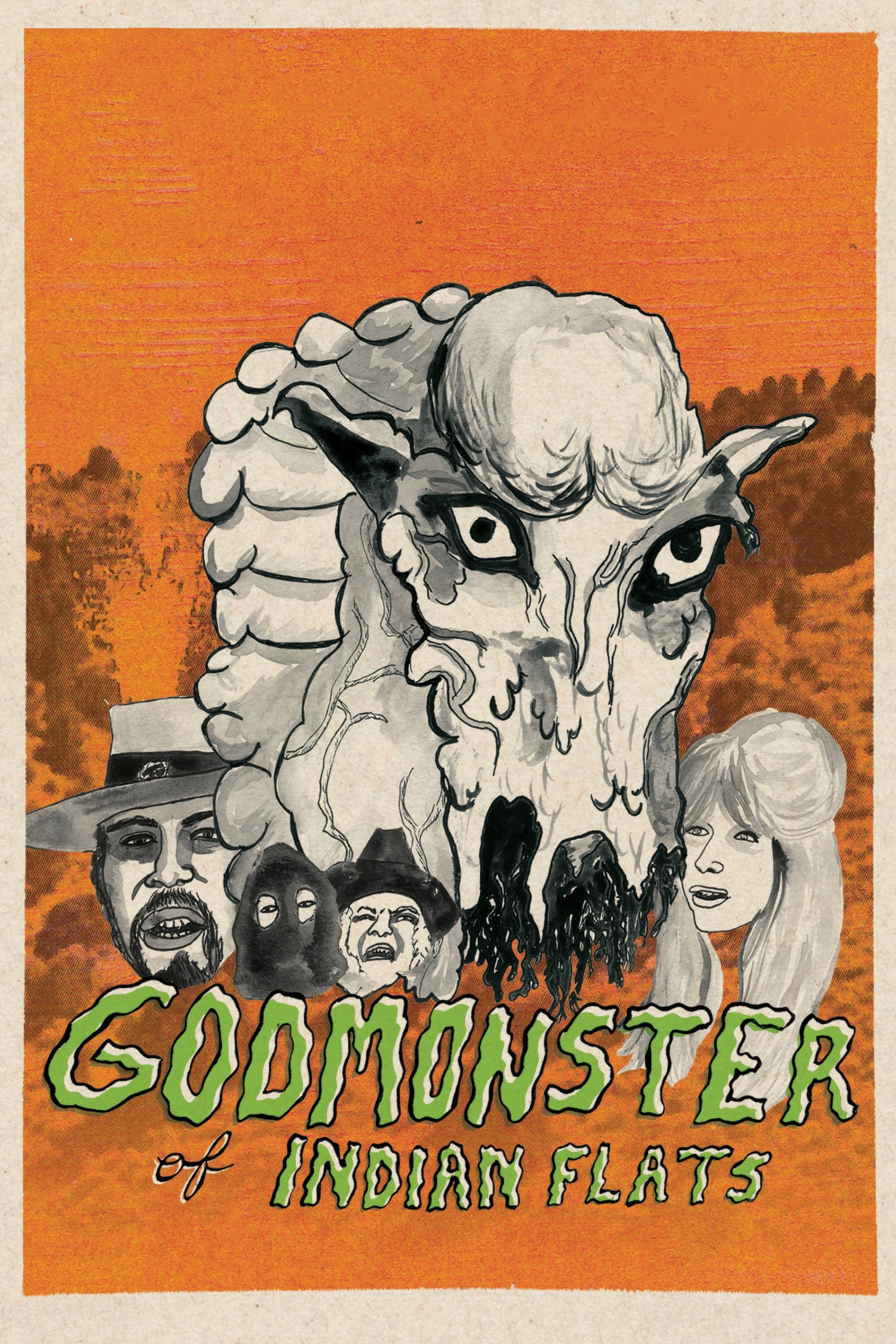 Godmonster Of Indian Flats on FREECABLE TV