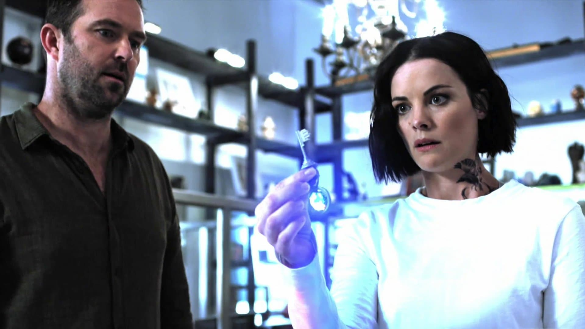 Blindspot Season 4 :Episode 9  Check Your Ed