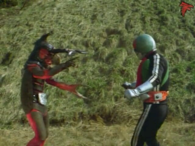 Kamen Rider Season 1 :Episode 65  Monster Dr. Insect and the Shocker School