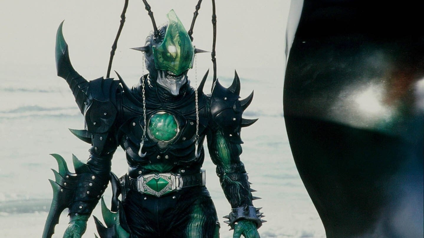 Kamen Rider Season 14 :Episode 48  Prologue to Destruction