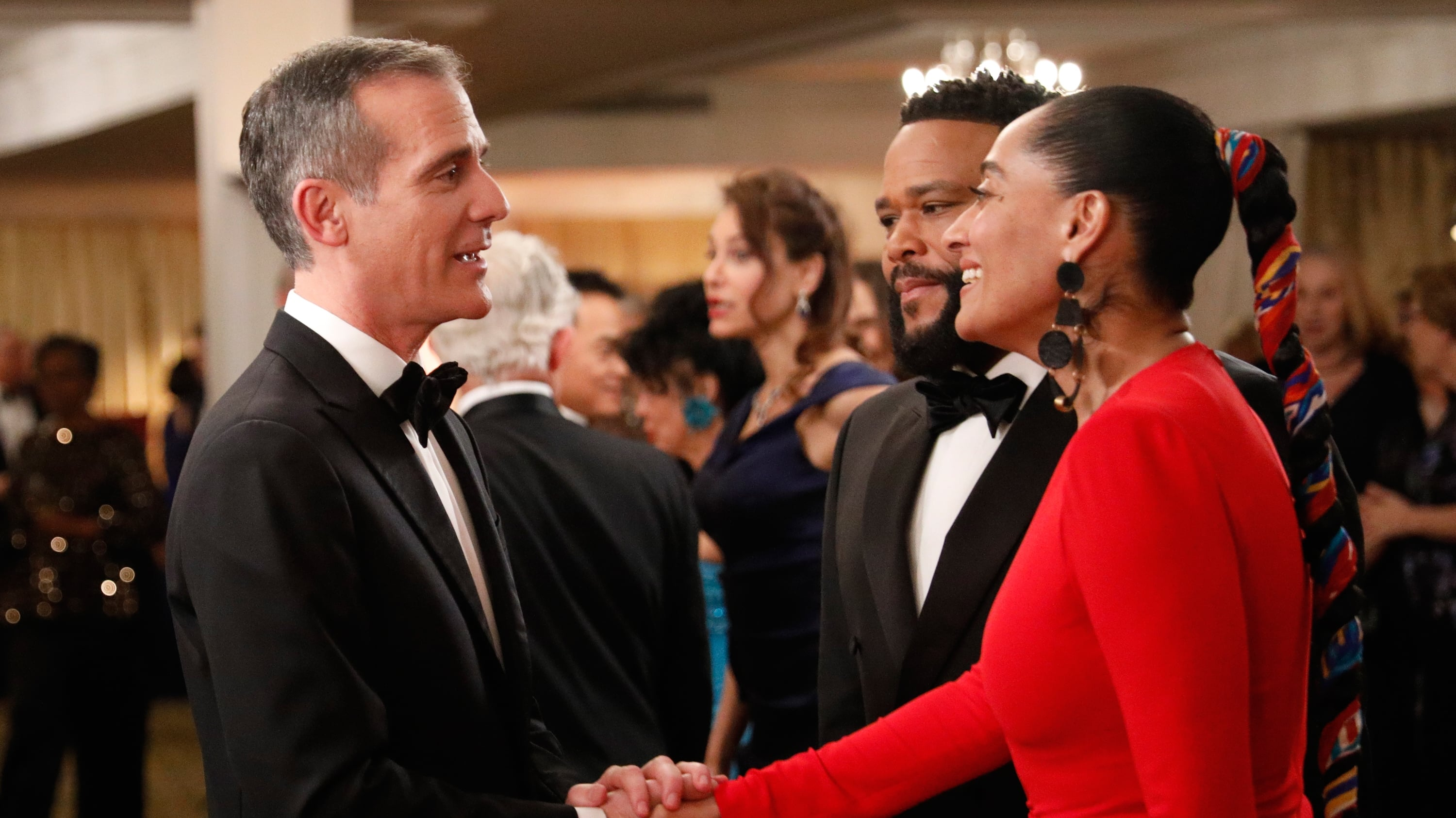 black-ish Season 6 :Episode 18  Best Supporting Husband