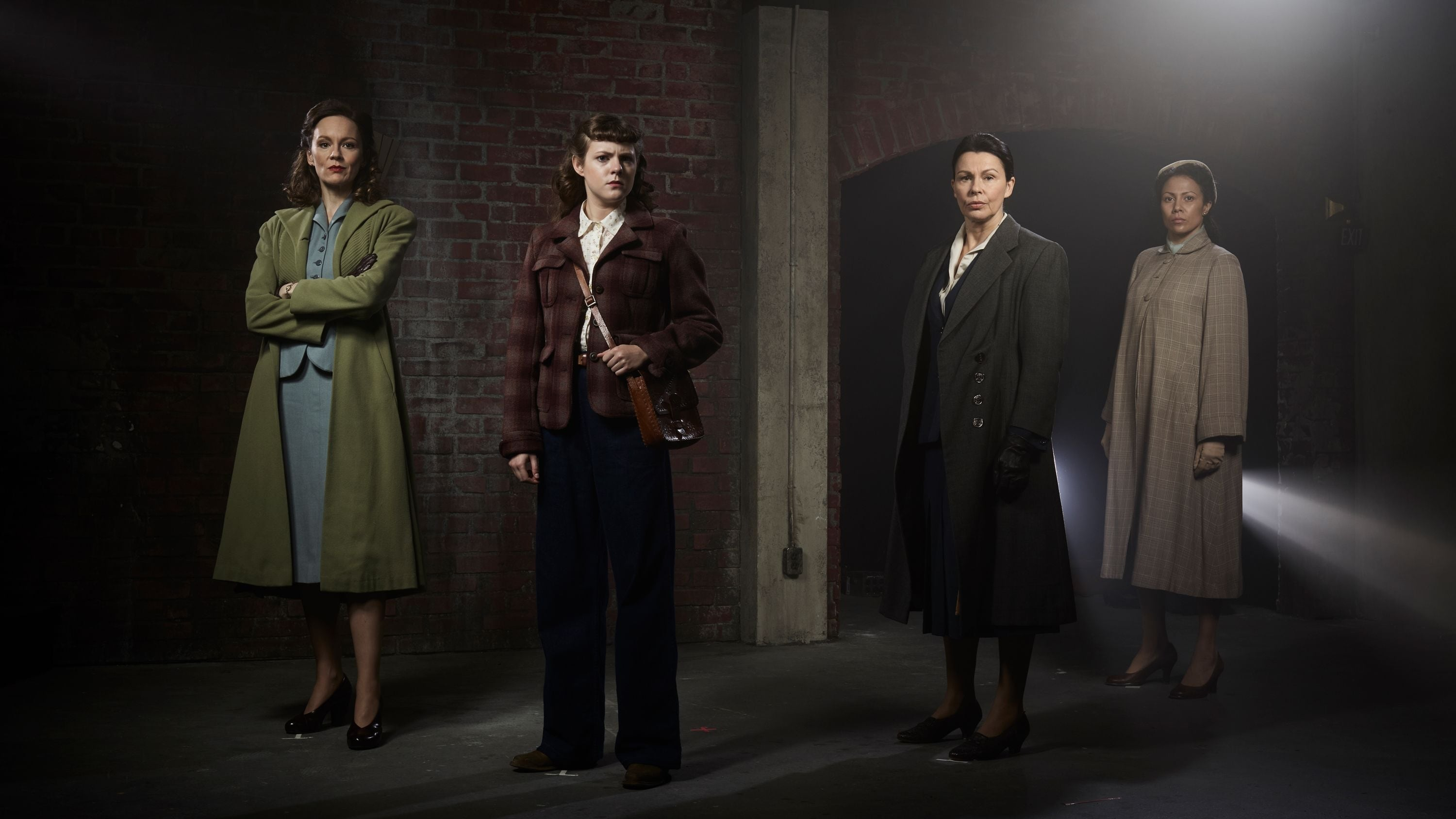 Download The Bletchley Circle: San Francisco film ...