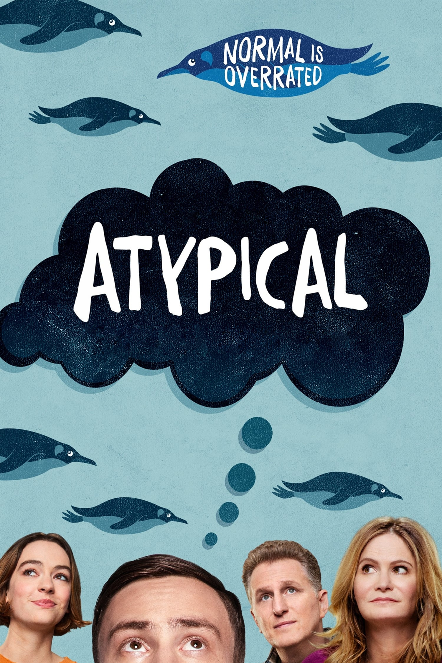 Atypical – Todas as Temporadas Dublado / Legendado (2017)