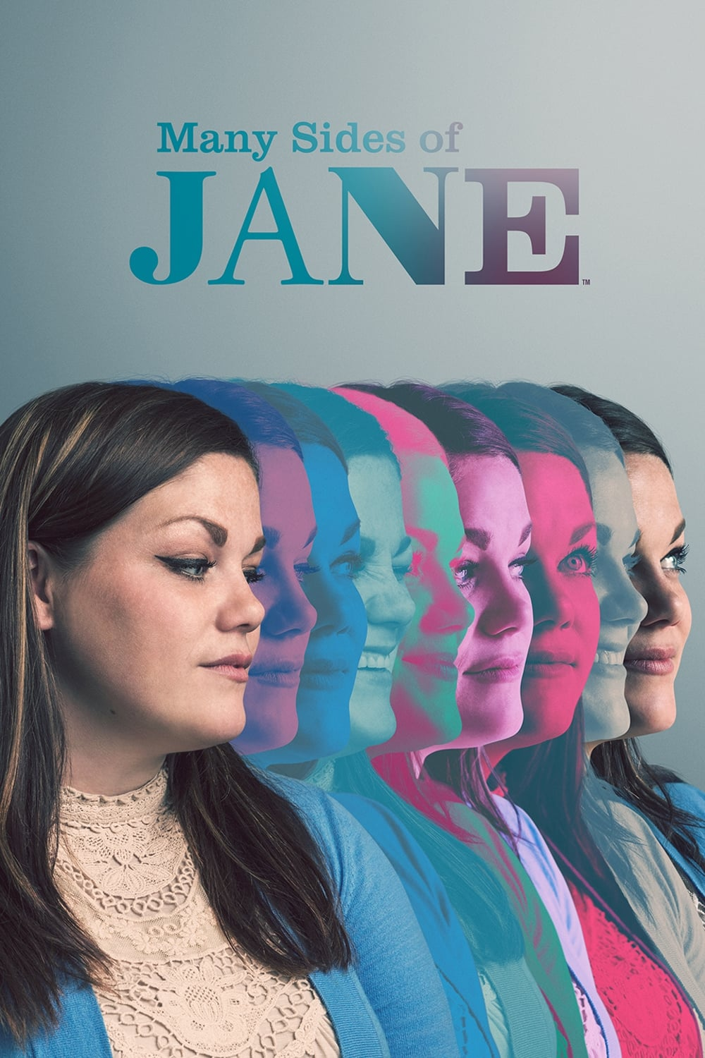 Many Sides of Jane Poster