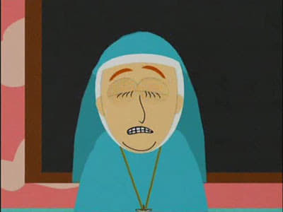 South Park Season 4 :Episode 9  Do the Handicapped Go to Hell?