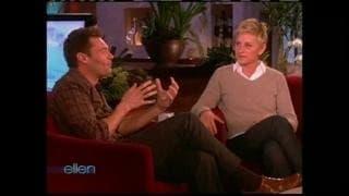 The Ellen DeGeneres Show Season 7 :Episode 50  Ryan Seacrest
