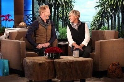 The Ellen DeGeneres Show Season 9 :Episode 70  Justin Bieber, Sherrie Gahn, Jesse Tyler Ferguson, Ellie Kemper, Mindless Behavior