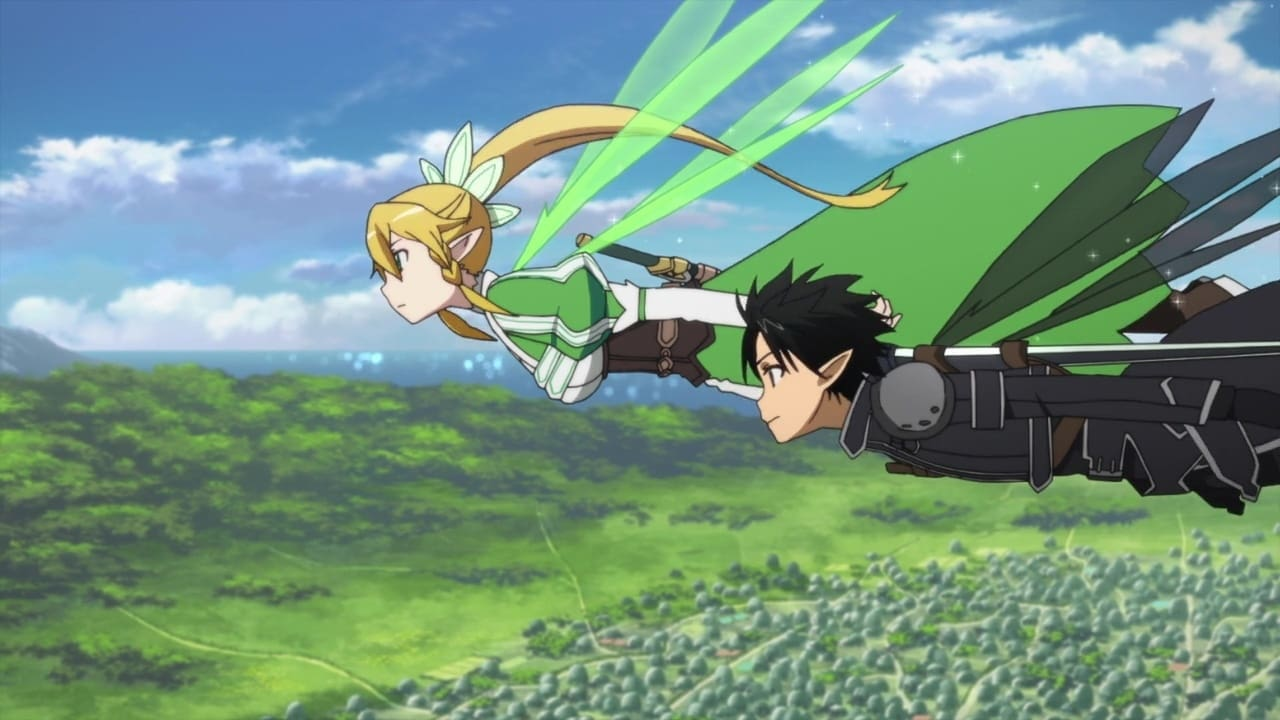 Sword Art Online Season 1 :Episode 18  To the World Tree