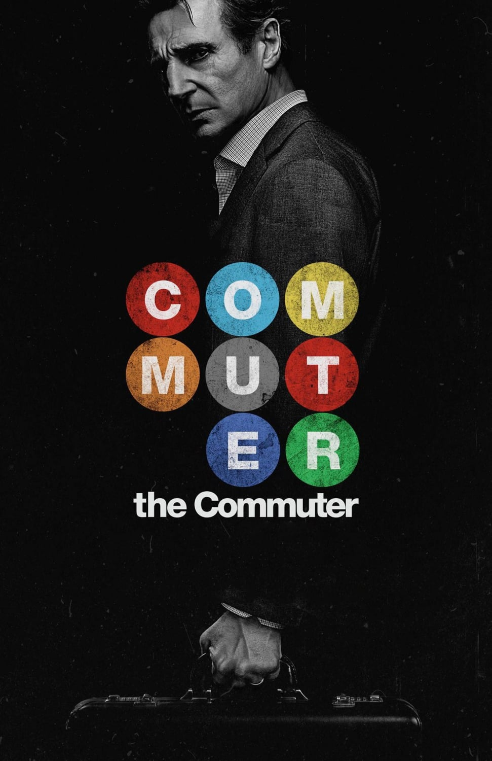 El pasajero (The Commuter) ()