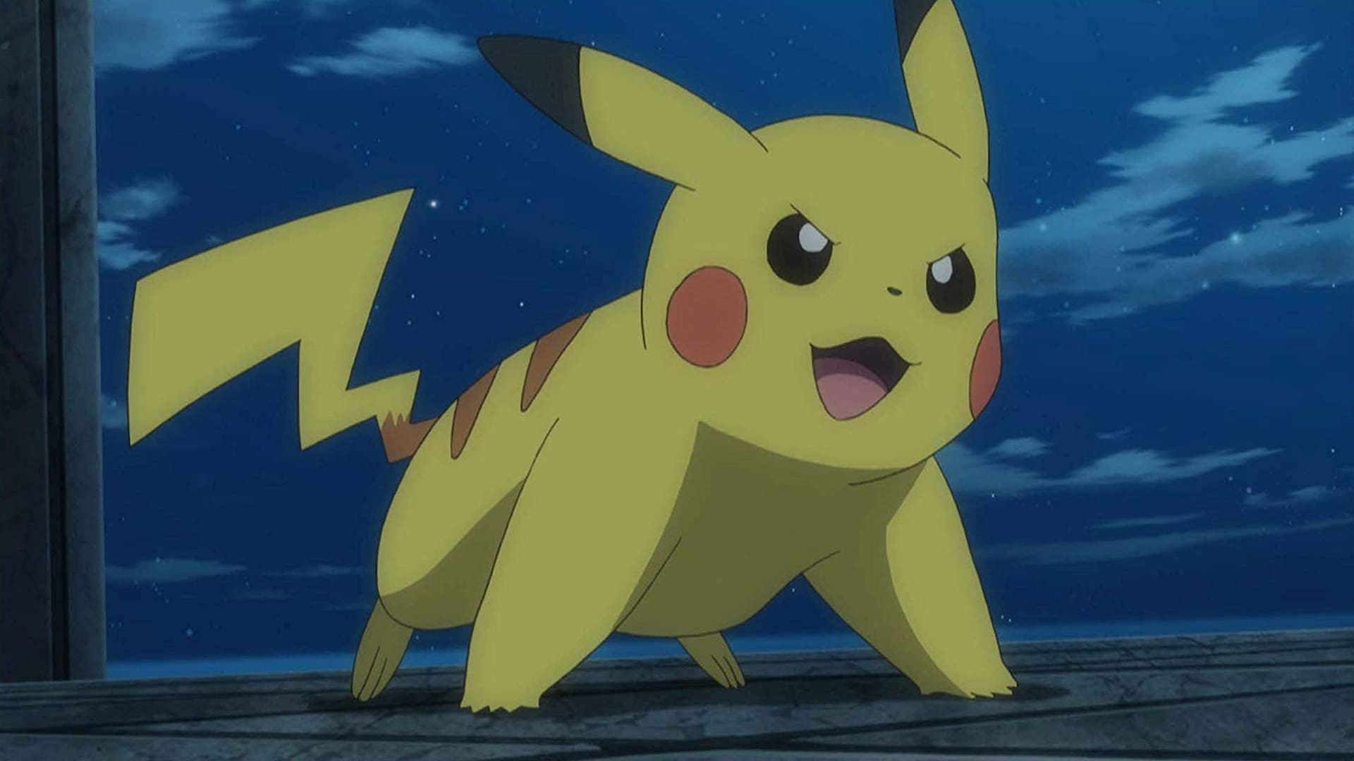 Pokémon Season 22 :Episode 17  A Grand Debut!