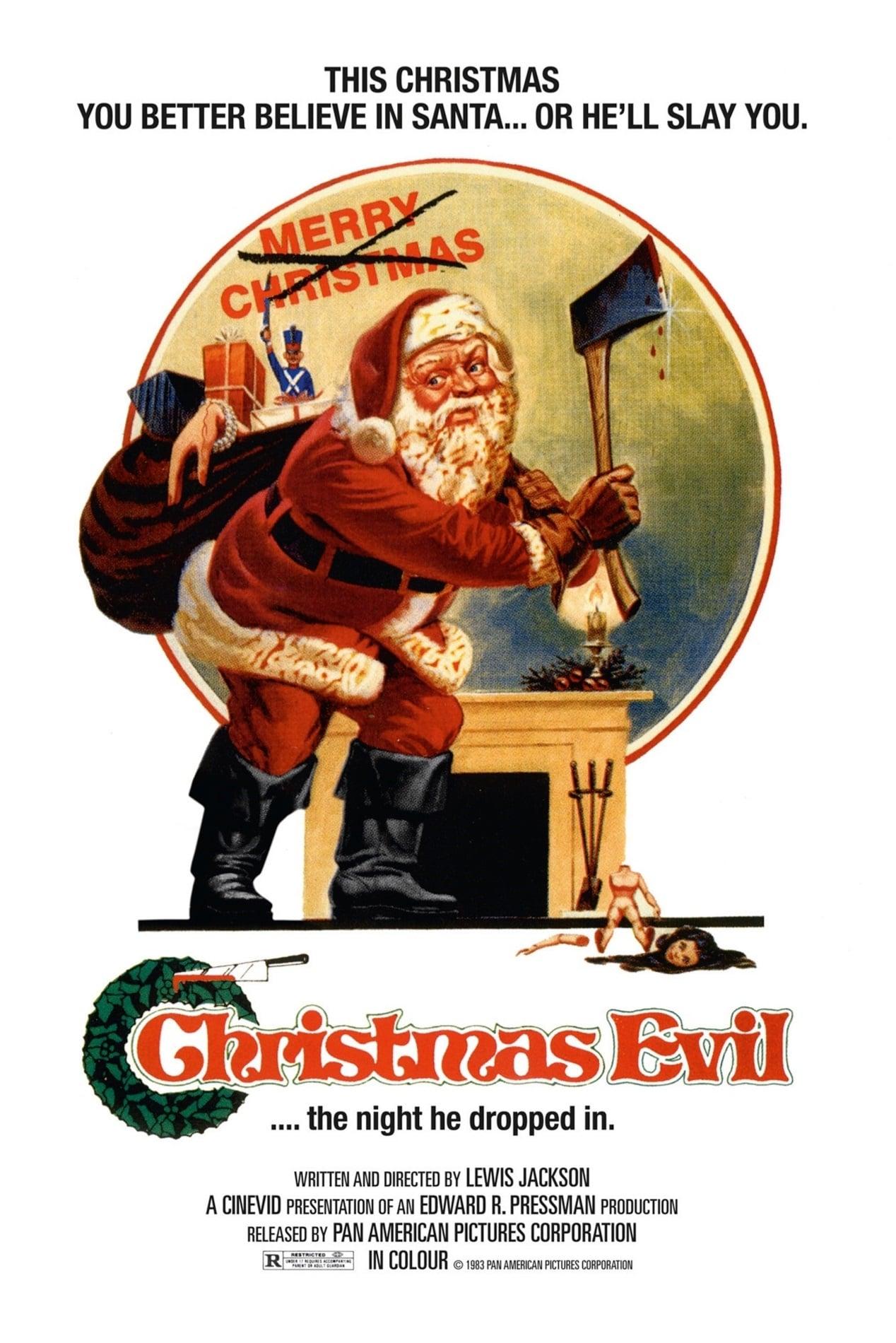 Christmas Evil on FREECABLE TV