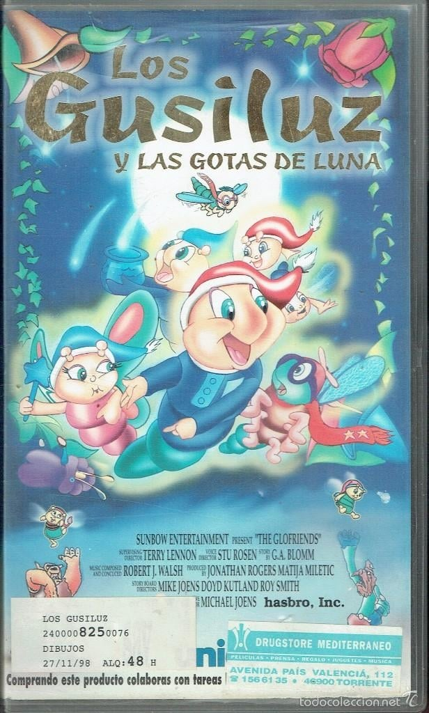 Glo friends. The Quest (1985)