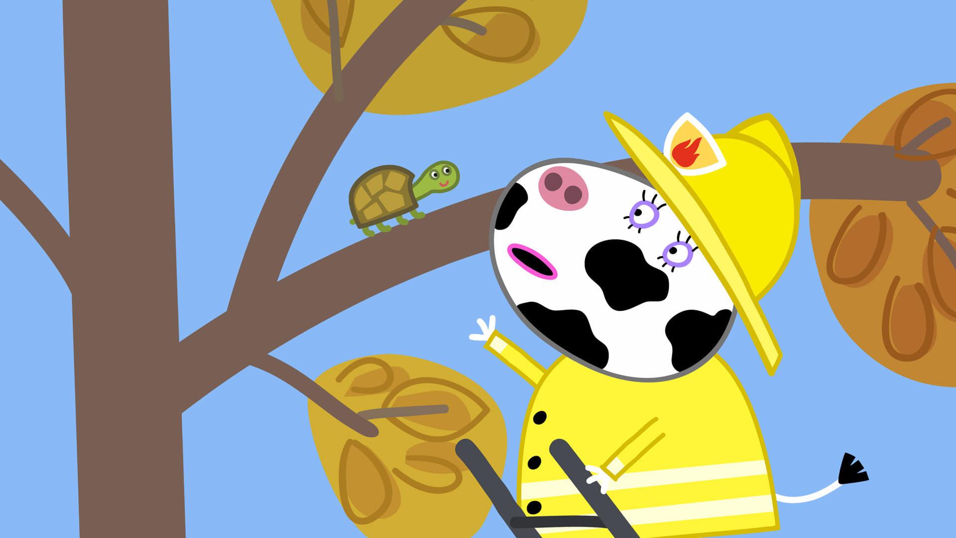 Peppa Pig Season 4 :Episode 5  Naughty Tortoise