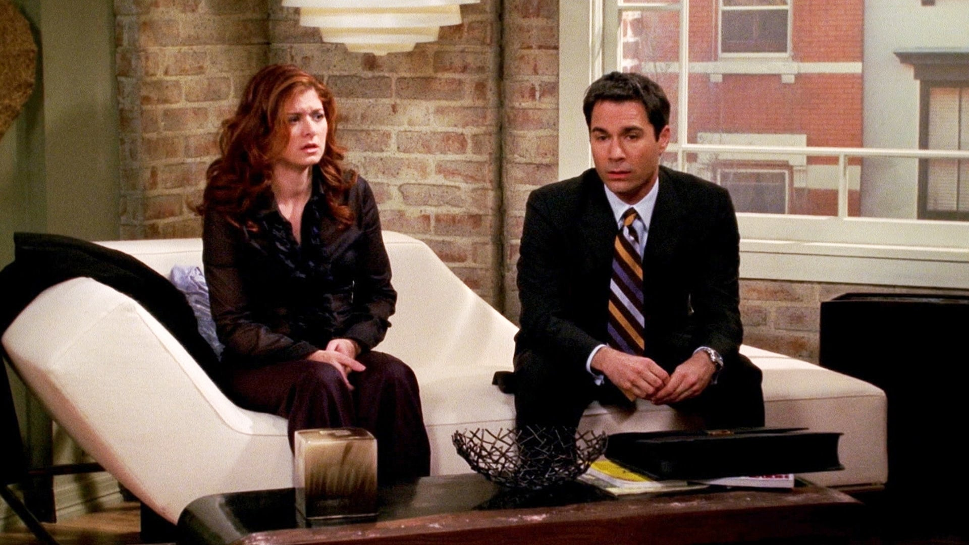 Will & Grace Season 7 :Episode 20  The Blonde Leading The Blind