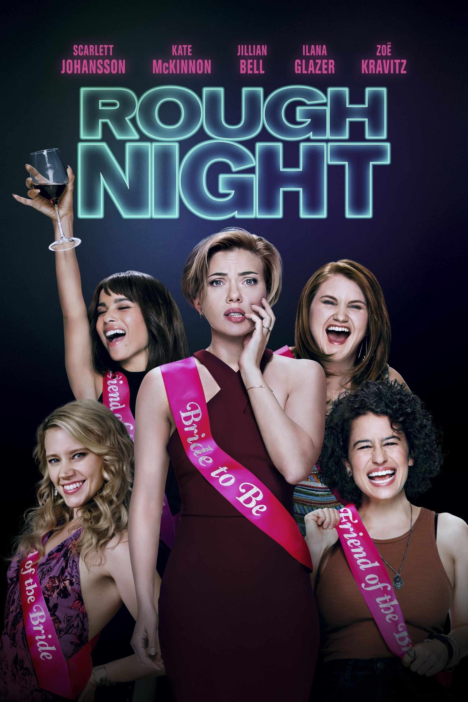 Rough Night / Πάρτι Γυναικών