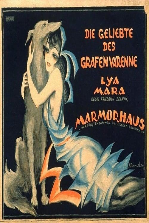 Ver Die Geliebte des Grafen Varenne Online HD Español (1921)
