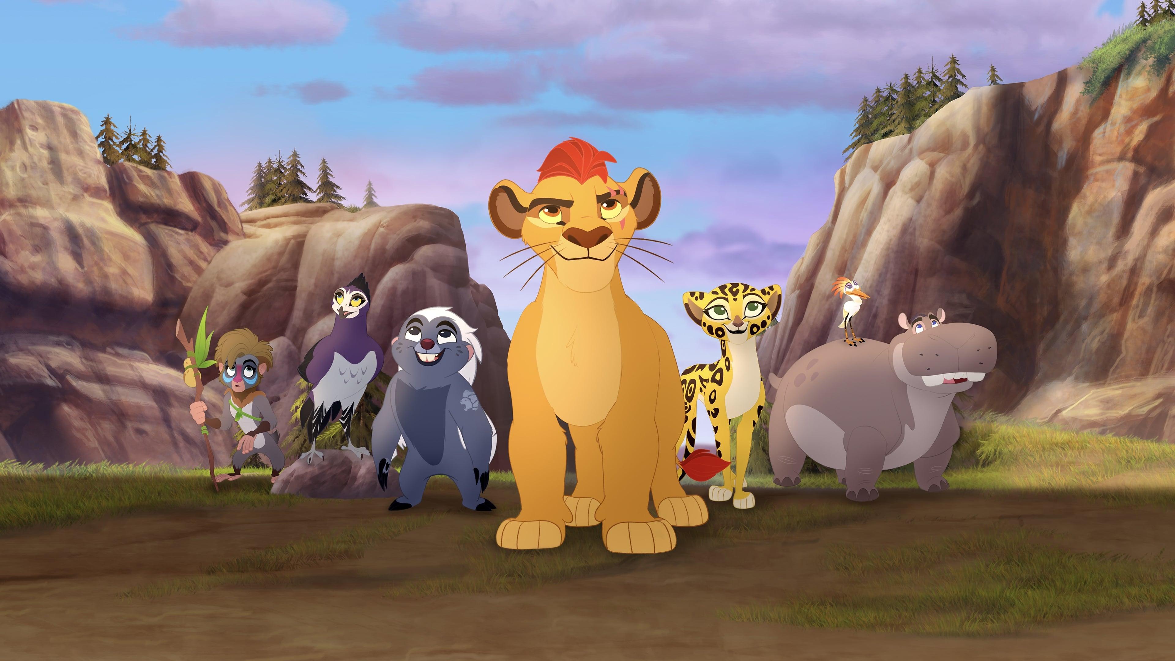 Die Garde Der Löwen Stream