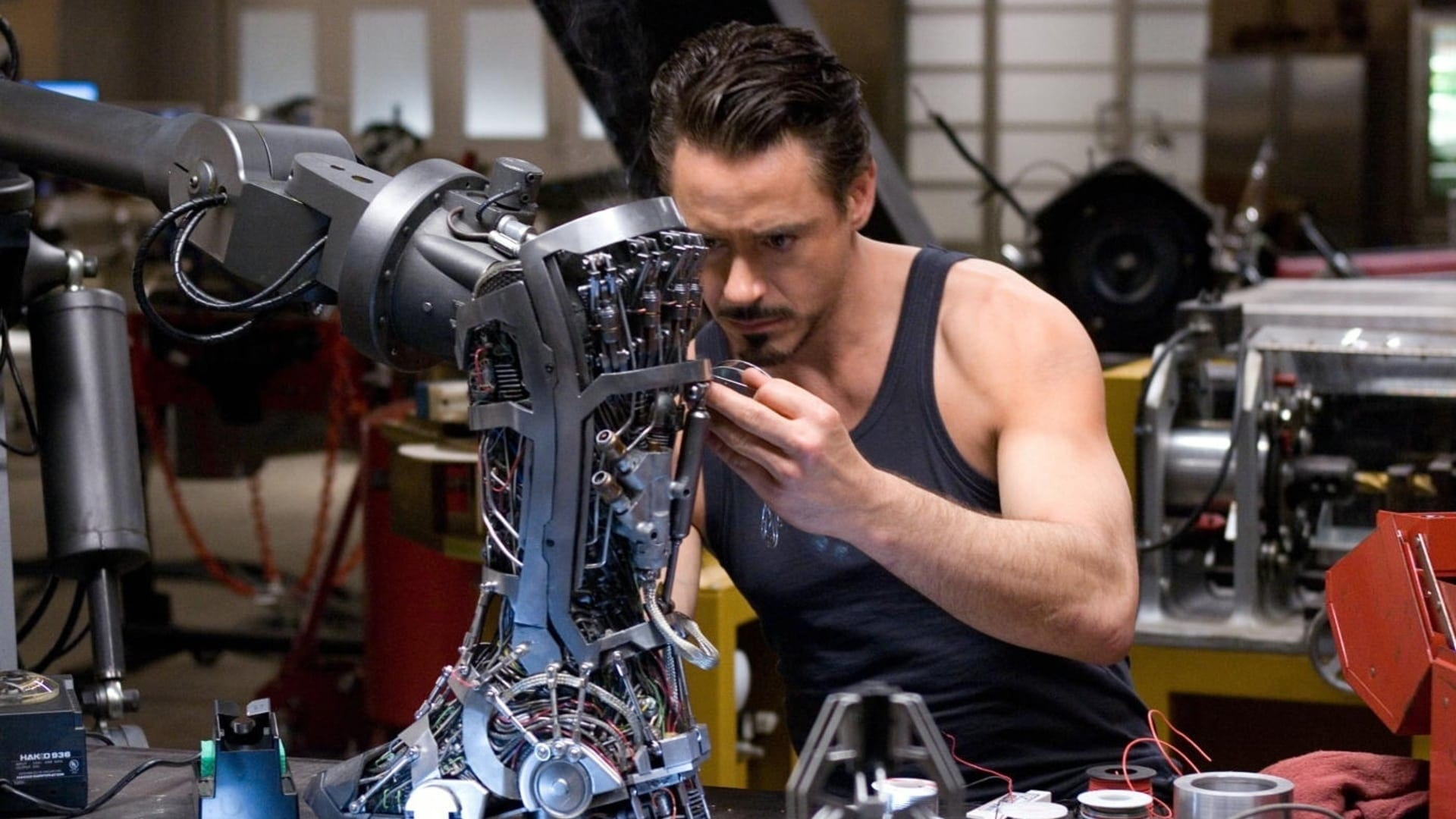 I Am Iron Man