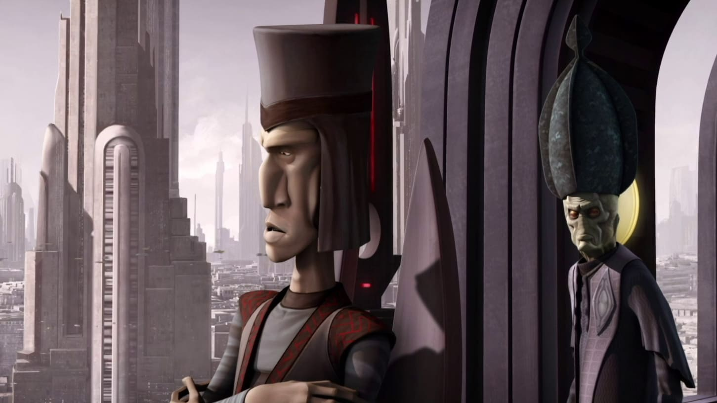 Star Wars: The Clone Wars Season 3 :Episode 10  Heroes on Both Sides
