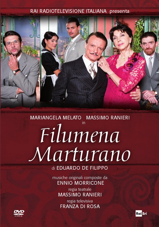 Ver Filumena Marturano Online HD Español (2010)