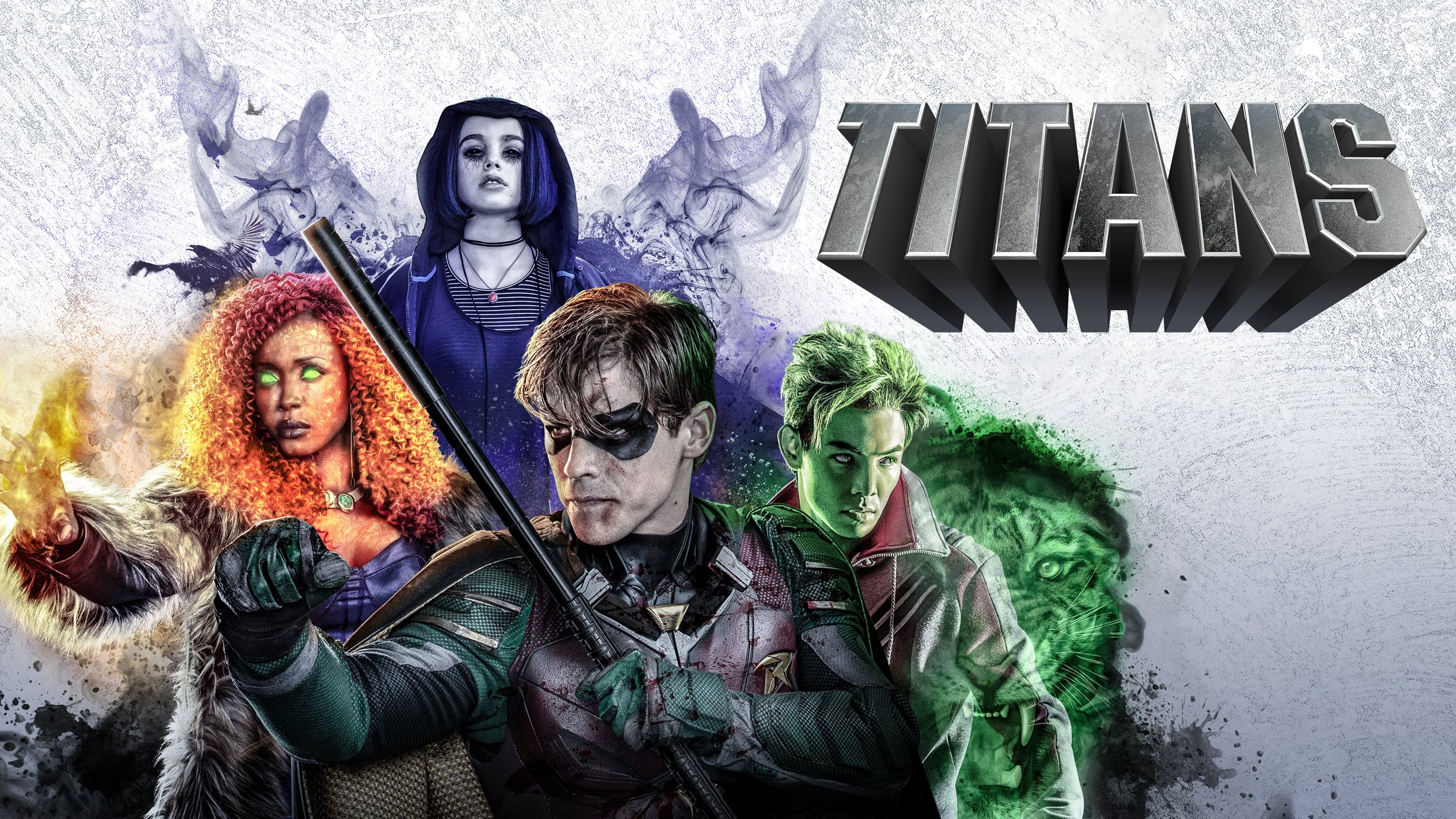 Casting news for third season Titans (2018)